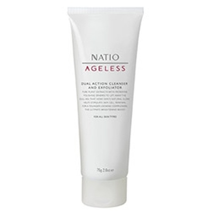 Natio - Ageless Dual Action Cleanser and Exfoliator