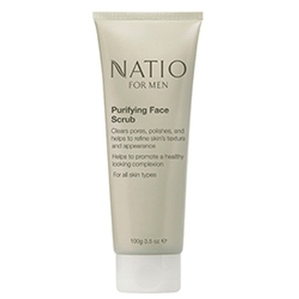 Natio - For Men Smooth Shave Gel