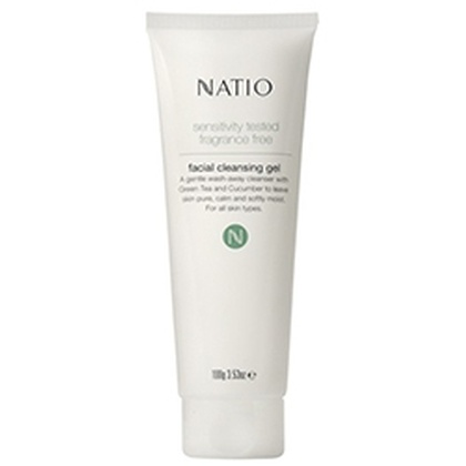 Natio - Sensitivity Tested Fragrance Free Green Tea & Chamomile Night Cream