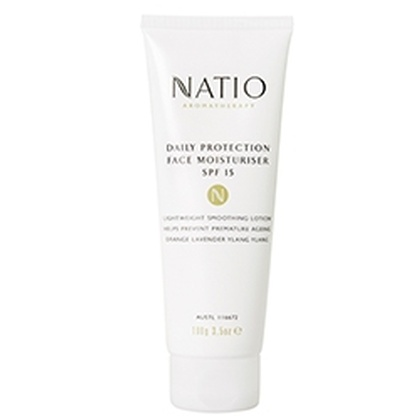 Natio - Aromatherapy Evening Primrose Moisturising Face Lotion