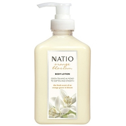 Natio - Orange Blossom Body Wash