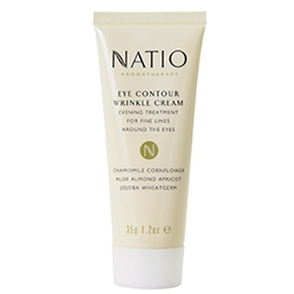 Natio - Aromatherapy Eye Make-Up Remover