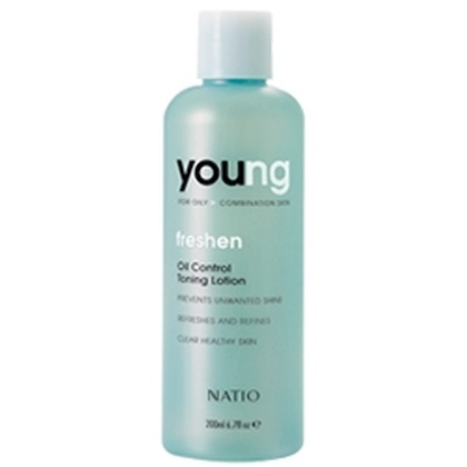 Natio - Young For Oily Combination Skin Moisturise Oil Free Moisturiser