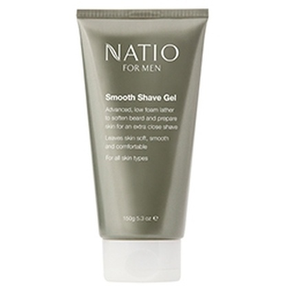 Natio - For Men Soothing Shave Cream