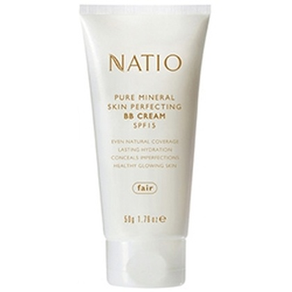 Natio - Pure Mineral Skin Perfecting BB Cream SPF 15 Medium