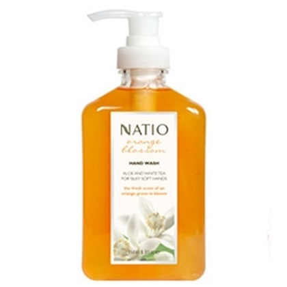 Natio - Orange Blossom Sea Salt Scrub