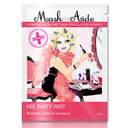Maskeraide - Pre Party Hydrating Tissue Face Mask