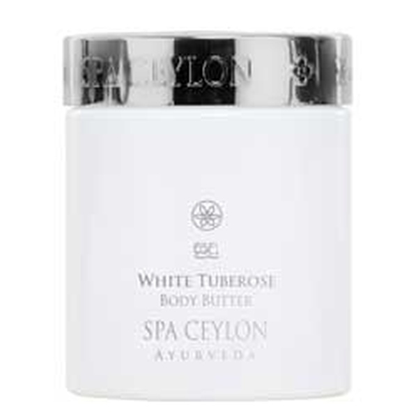 WHITE TUBEROSE   Body Butter