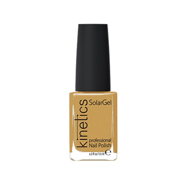 SolarGel Polish Gold Rush