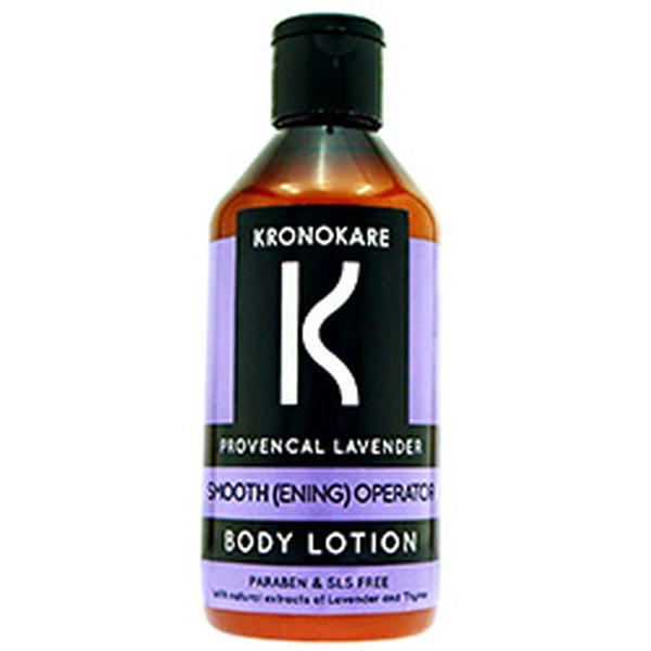 Provencal Lavender Smooth(ENING) Operator Body Lotion