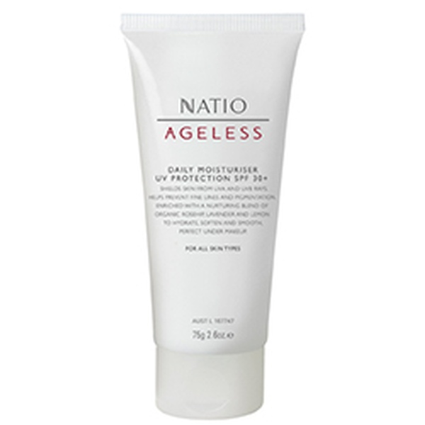 Ageless Daily Moisturiser  UV Protection SPF 30+