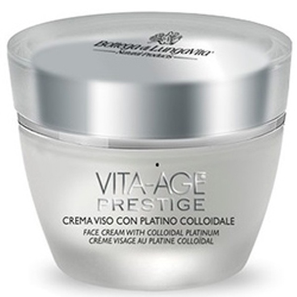 Face Cream With Colloidal Platinum