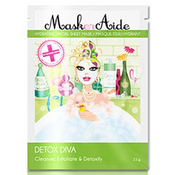 Detox Hydrating Tissue Face Mask