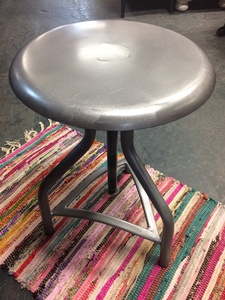 MORNINGSTAR - Stool-Adjusts to Bar Stool from 20-29 inch tall
