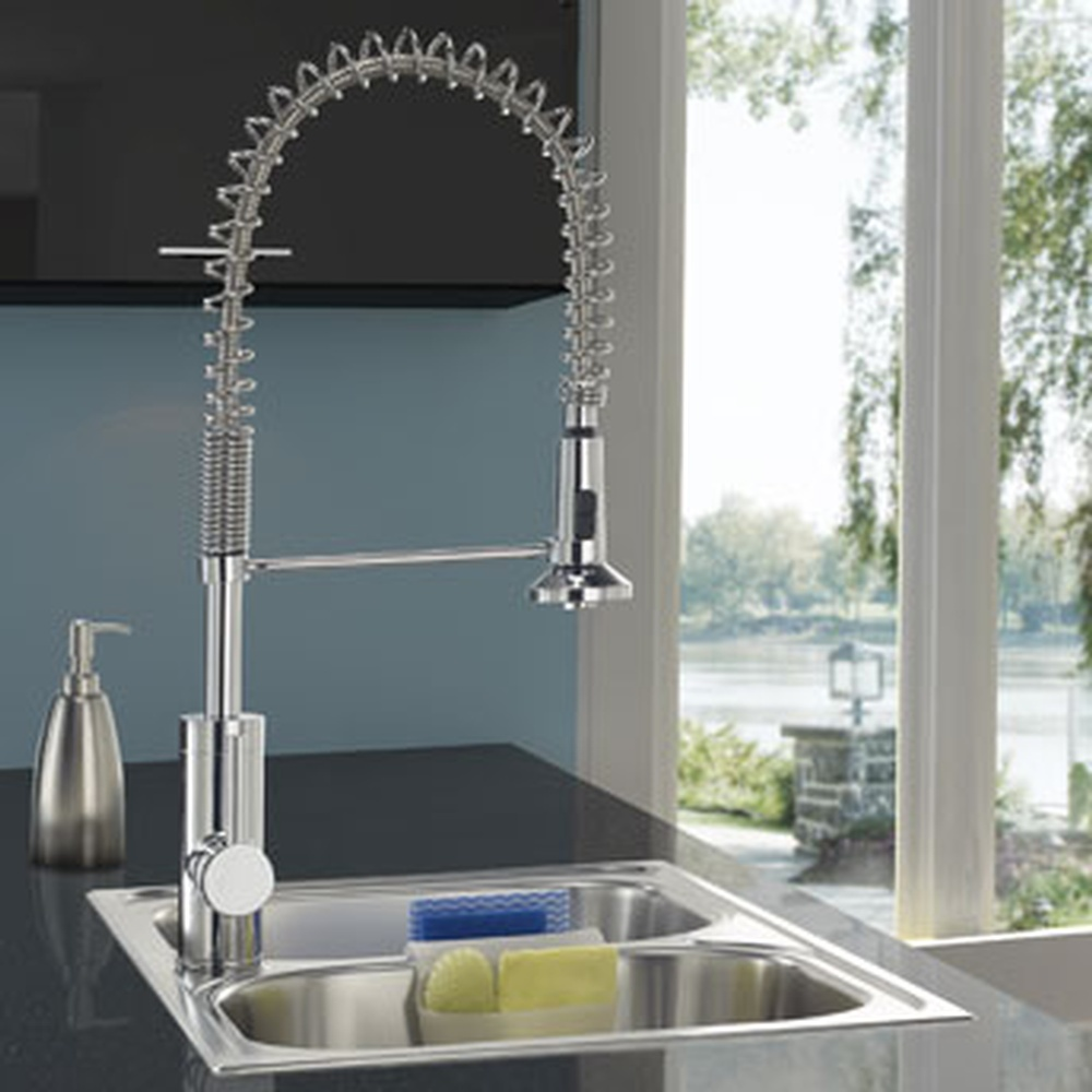 Bfd Rona Products Diy Install A Kitchen Faucet