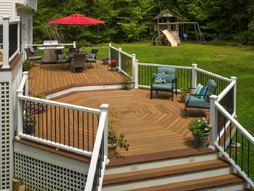 Bfd Rona Products Photo Gallery Composite Decks