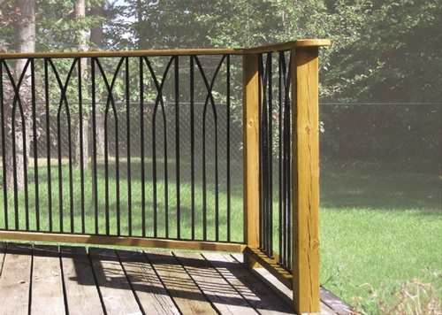 BFD Rona | Products | Photo-Gallery | Railing Systems