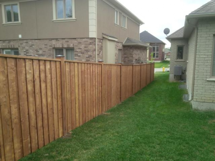 BFD Rona | Products | Photo-Gallery | Wood Fences