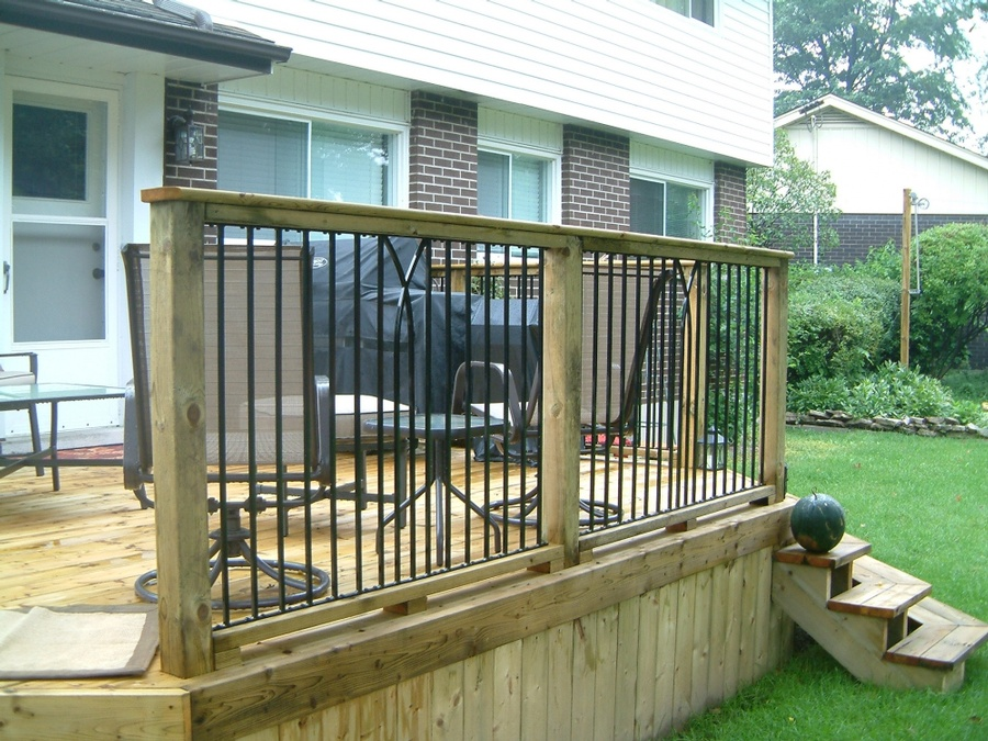 Bfd Rona Products Photo Gallery Railing Systems