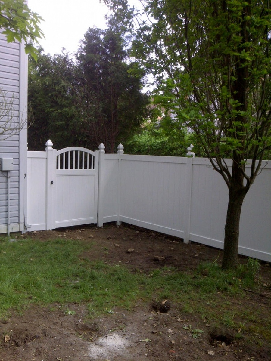Bfd Rona Products Photo Gallery Vinyl Fences